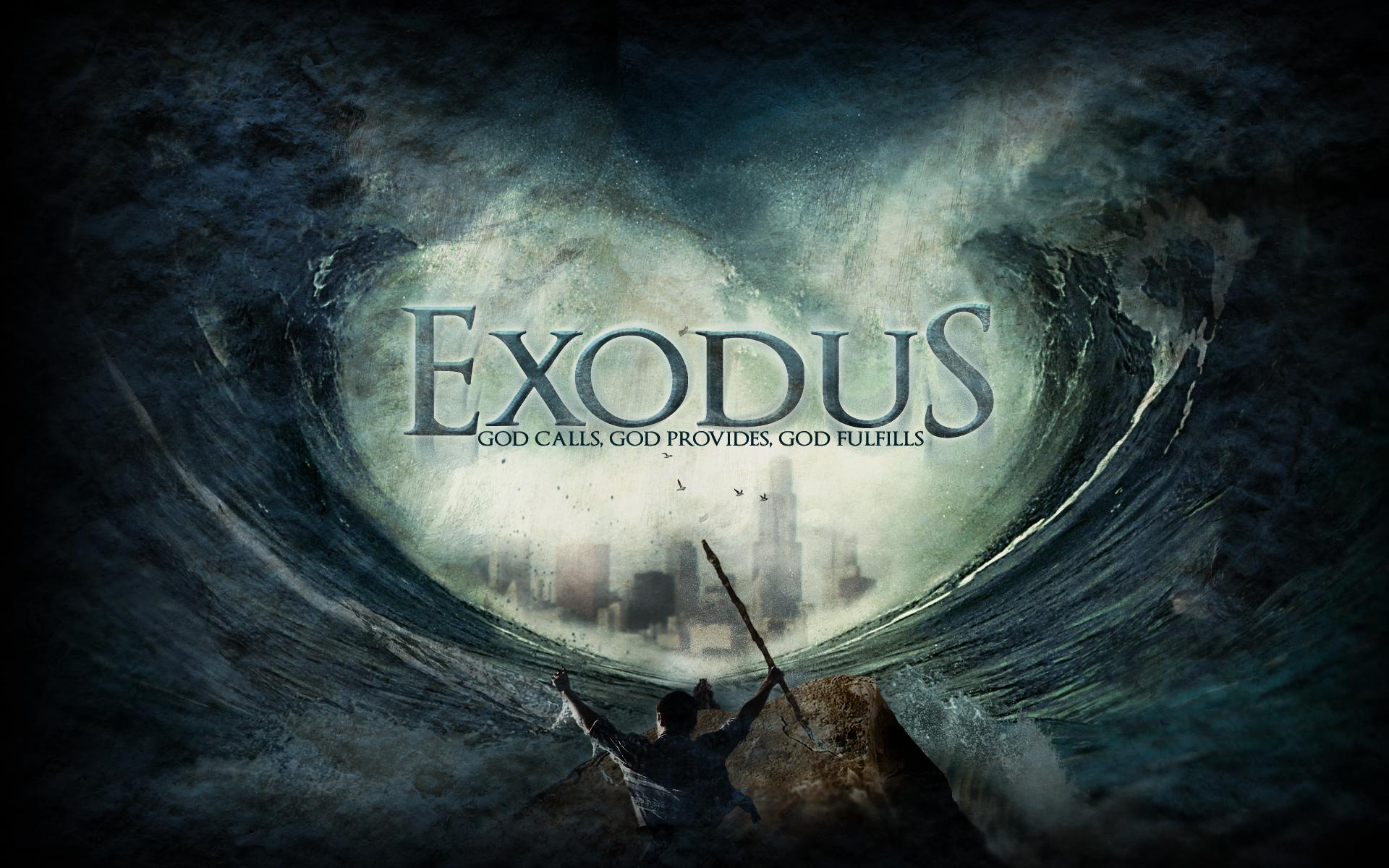 Exodus: Fulfilled in Christ – Pastor Dave Online