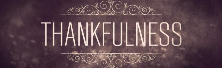Image result for revolution of thankfulness