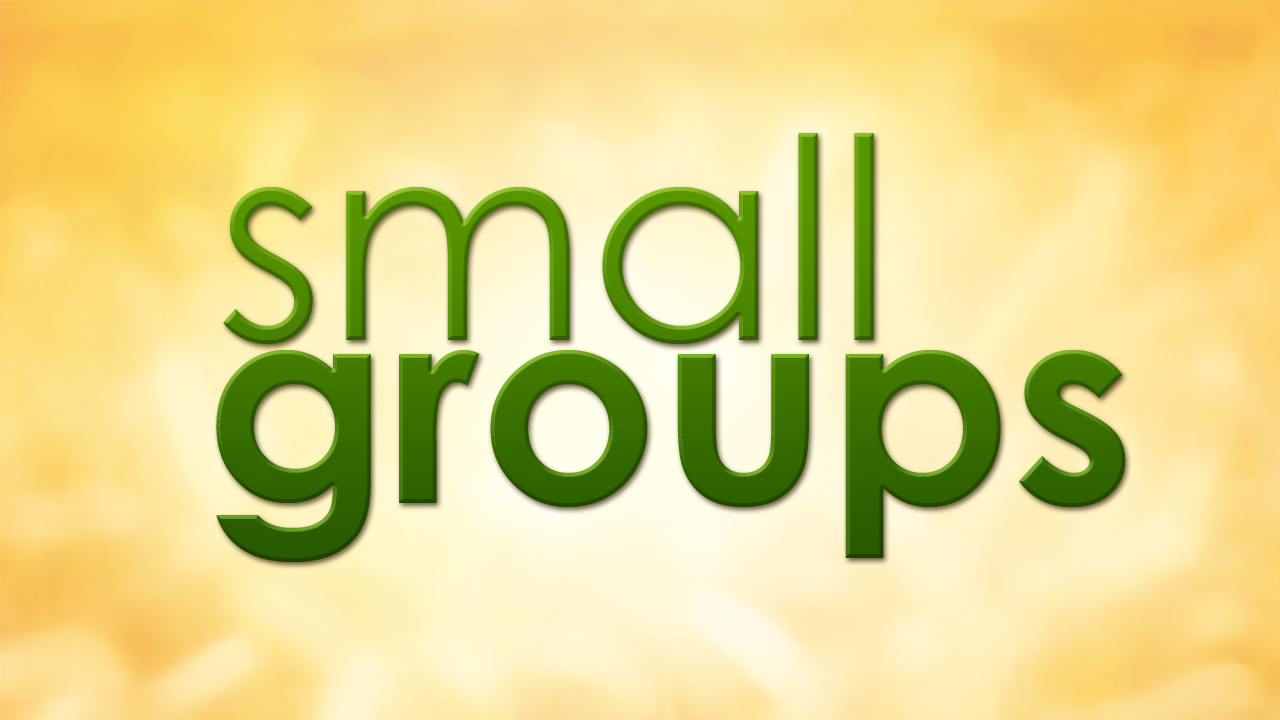 What Is a Small Group?