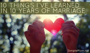10yearsofmarriage