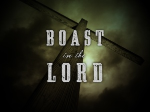 boast-in-the-lord