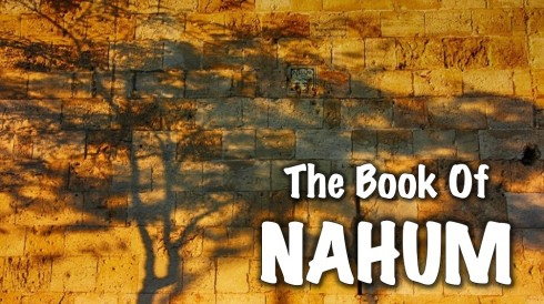 Image result for book of nahum